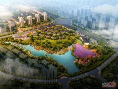 城海滨江春城