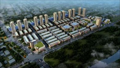 腾峰商业城