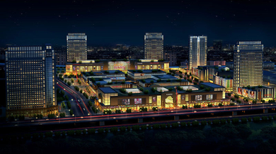 圣大国际商业广场