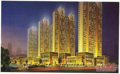 蓝鼎滨湖锦街
