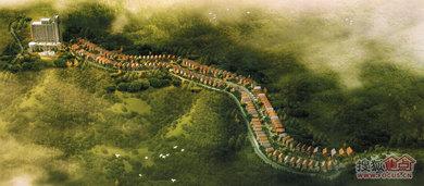 高原水乡旅游小镇