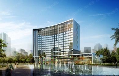 绿港·国际中心