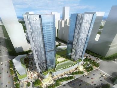 郑州建业凯旋广场