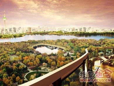 华润中央公园