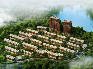 三隆熙湖枫景