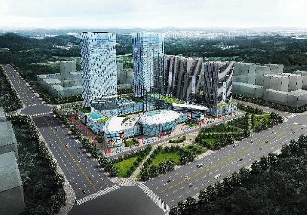 中原广告产业园图片