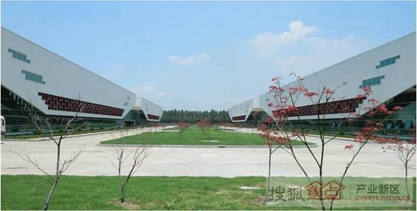 平谦国际(苏州)现代产业园图片