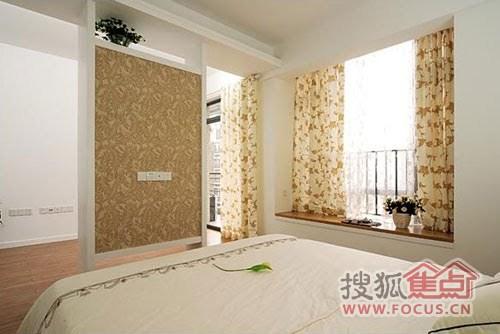小白领120平米装修样板间效果图 高清图片