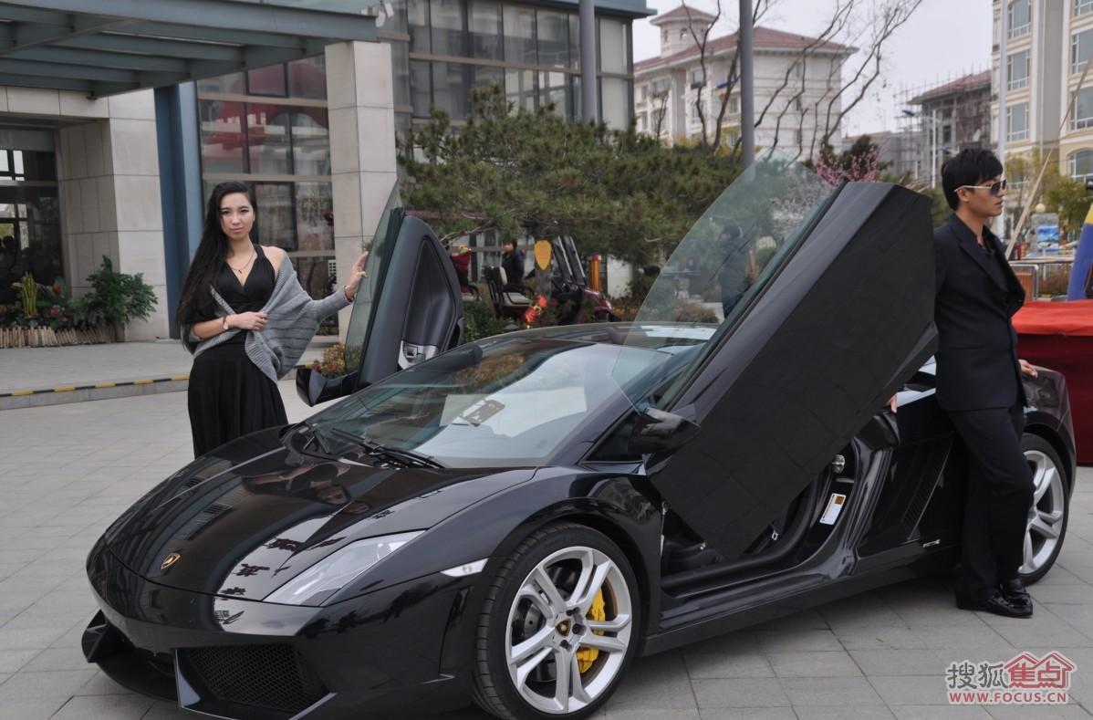 世界名车——兰博基尼高清图片