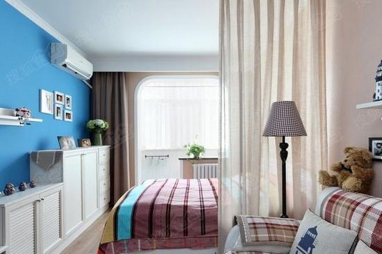 10平米小卧室装修效果图5