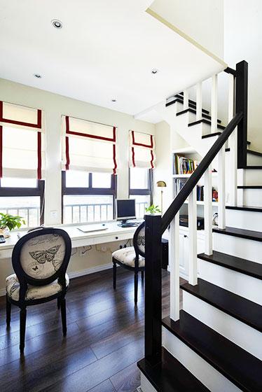 复式楼梯设计图片大全