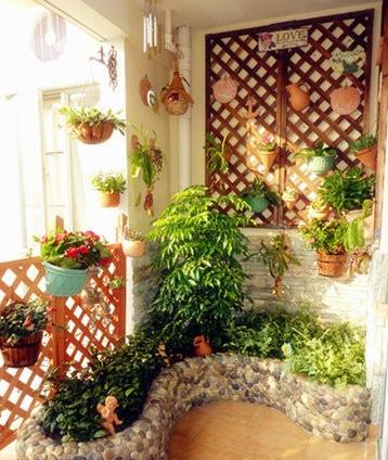 农村花坛设计图片