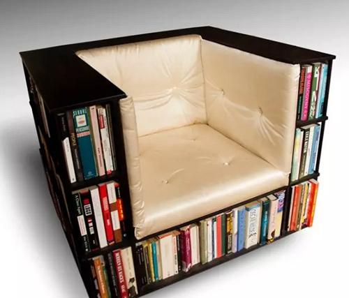 看看别人家的书架,你家的最多只能算是木格子