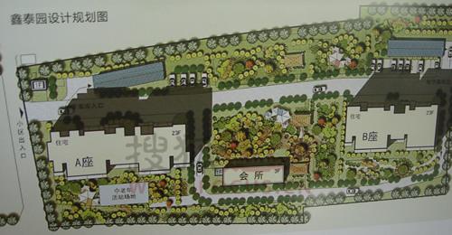 鑫泰园最新动态 鑫泰园 南市区23层板式高层最新规划图公布 高清图片