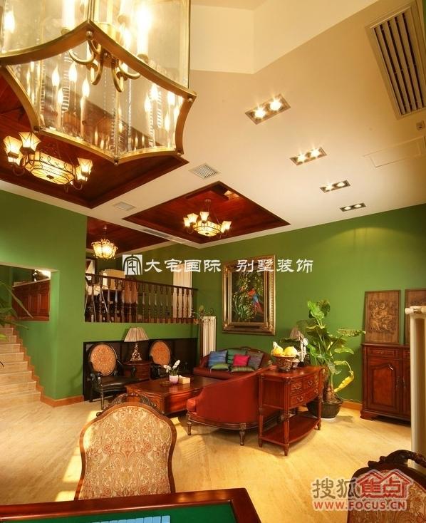 东南亚风格 泰式元素设计