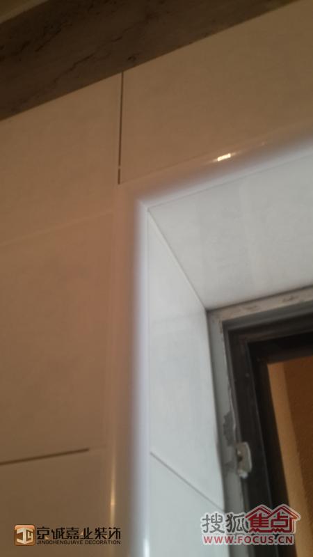 装修施工现场作业展示,规范施工 环保用料高清图片