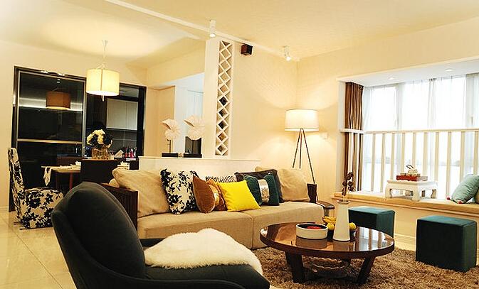 最简单的家_日本设计师藤田雄介 在室内创造户外空间感