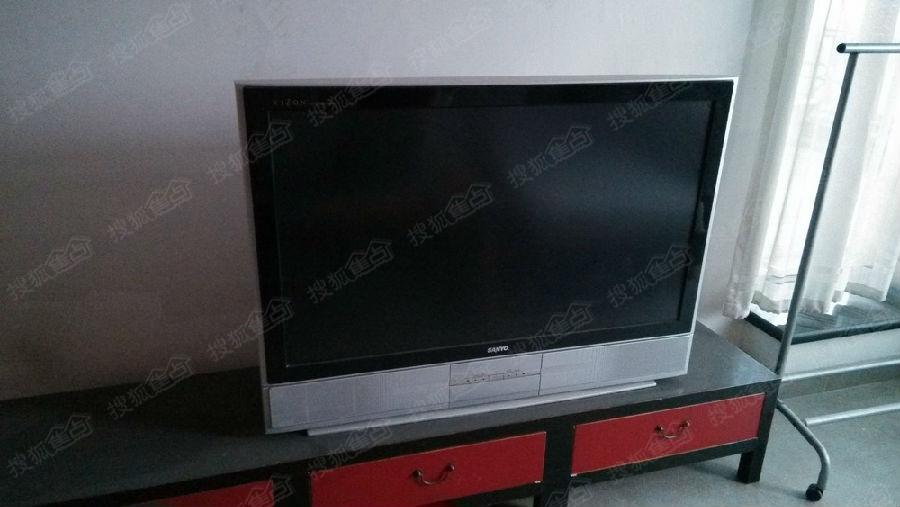 贱卖50寸三洋液晶背投式 电视 机-万科青青家园- 北京