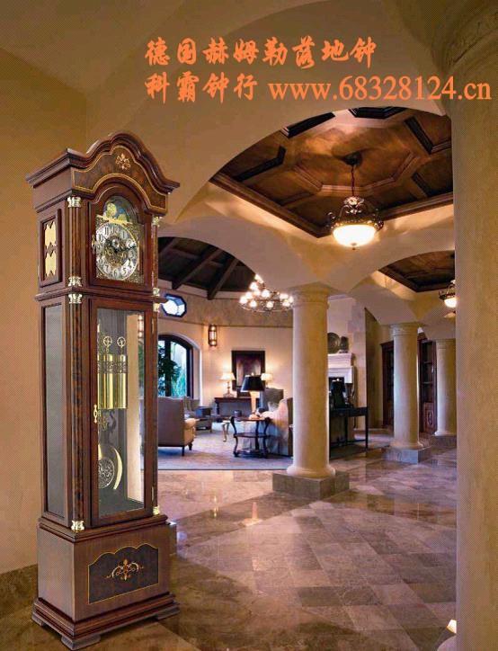 客厅里的好钟表
