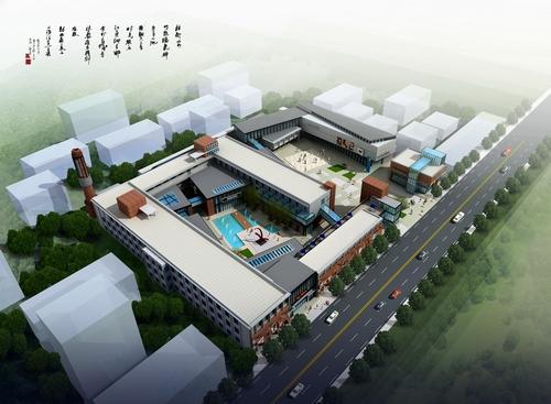 西街工坊创意文化产业园图片