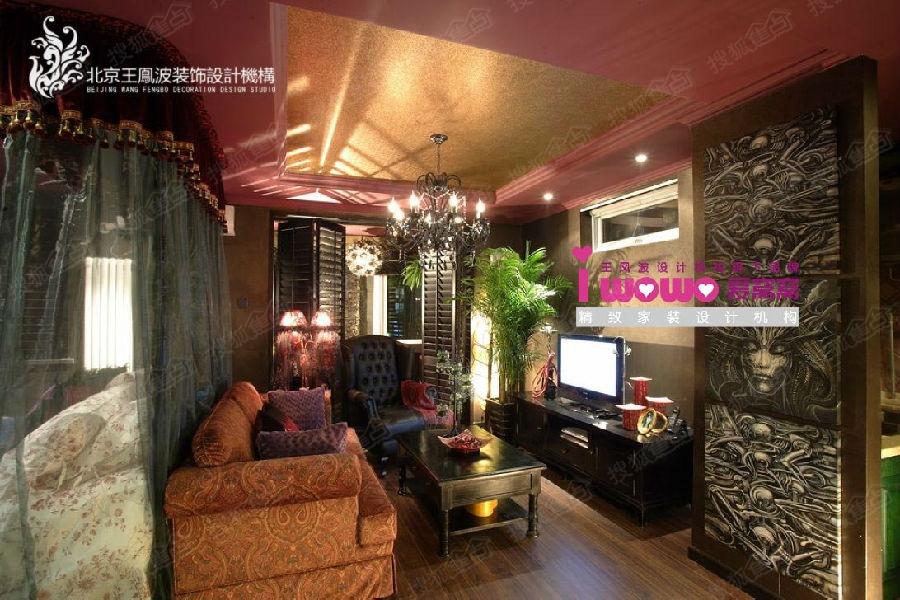 """设计高水准,""""爱窝窝""""针对的是北京普通家庭装修消费者,为您高清图片"""