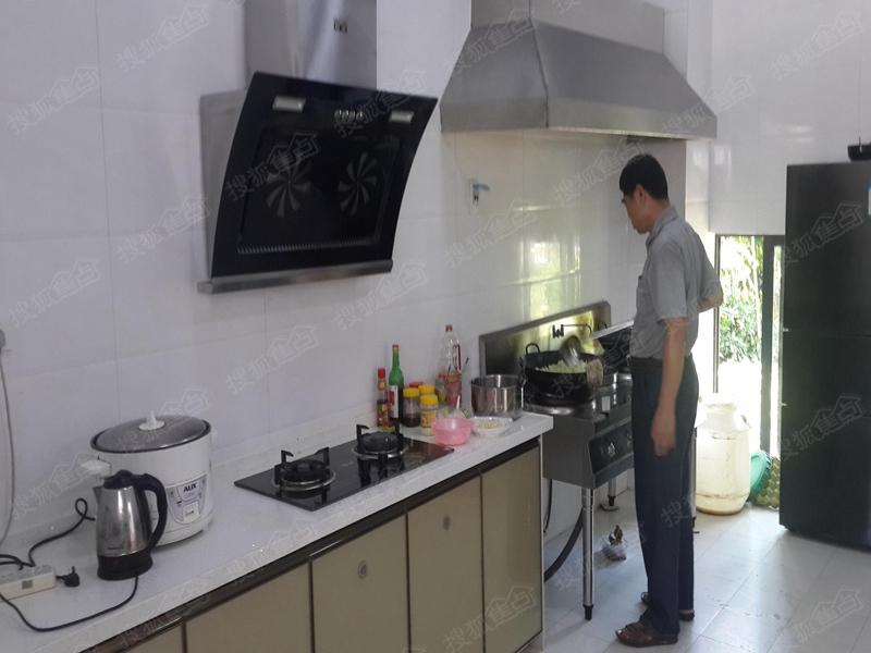 小食堂厨房设计图分享展示图片