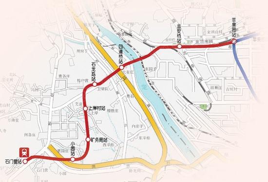 北京城建 上悦居 咫尺 地铁S1号线图片