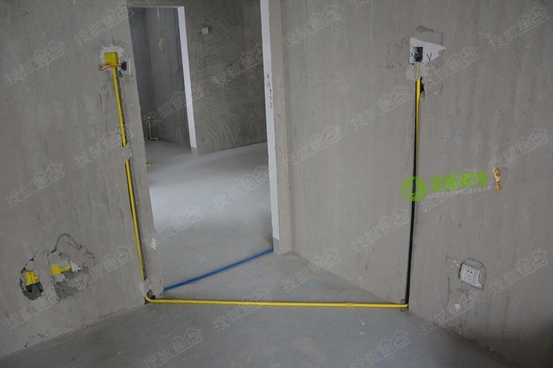 五S精品工程施工工艺之水电改造高清图片