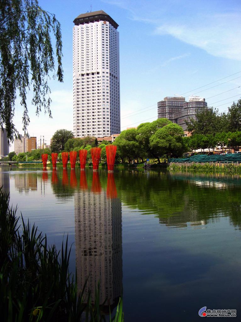 图:我眼中的城市标志-林达海渔广场-北京搜狐焦点业主