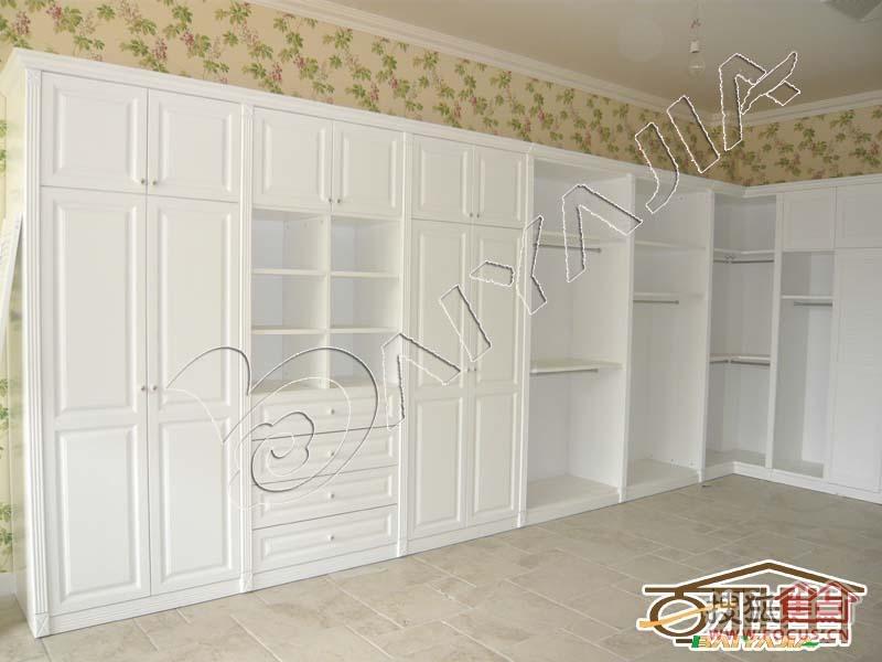 白色欧式柜1