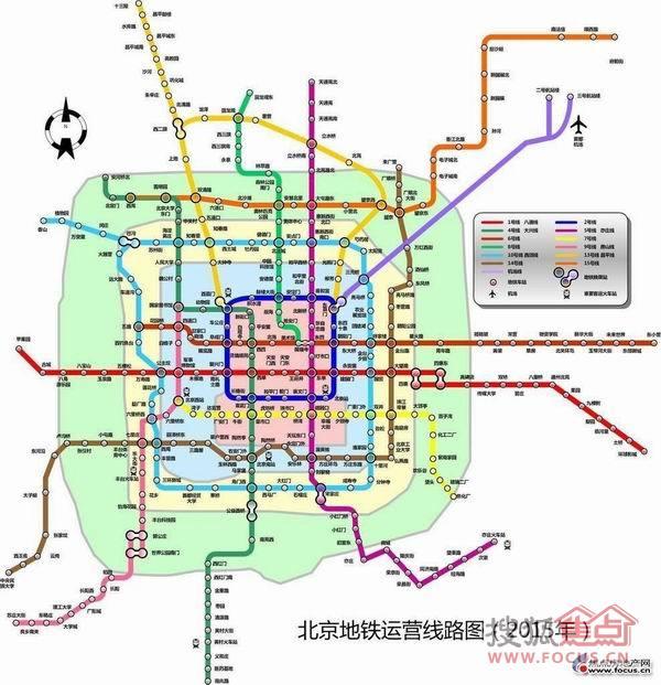 北京地铁房山线_3月23日,北京市规委正式发布地铁房山线规划方案.