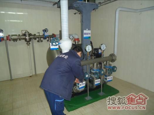 水泵房保养_上海祈程管道设备安装工程有限公司_管道