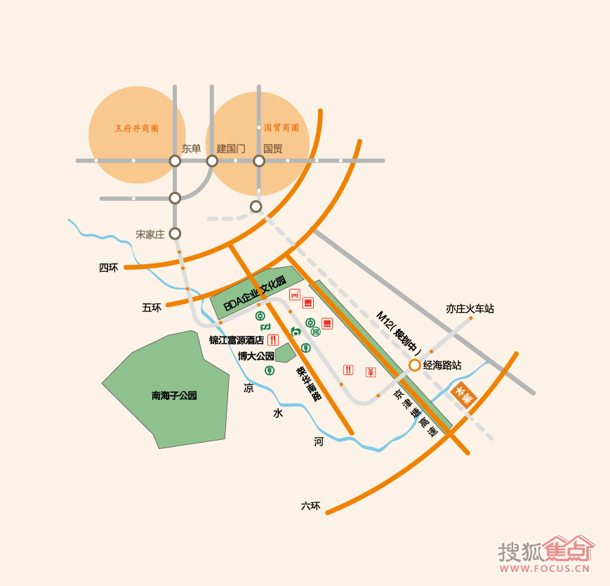 地铁亦庄线新盘102万_绿城阳光公馆动态信息-北京搜狐图片