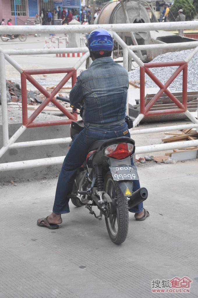 长缨摩托车防盗器接线图