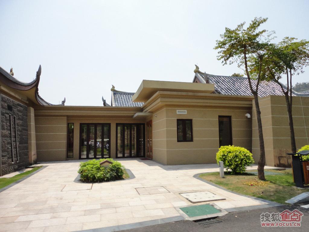 全球顶级豪华商业别墅惊现惠州