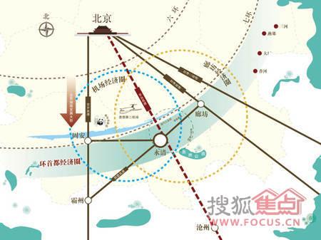 北京三环半最新规划图