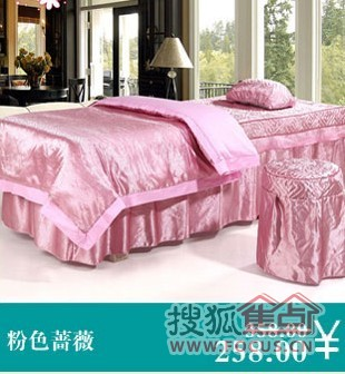 如何使用美容床罩与美容床的正确方法图片