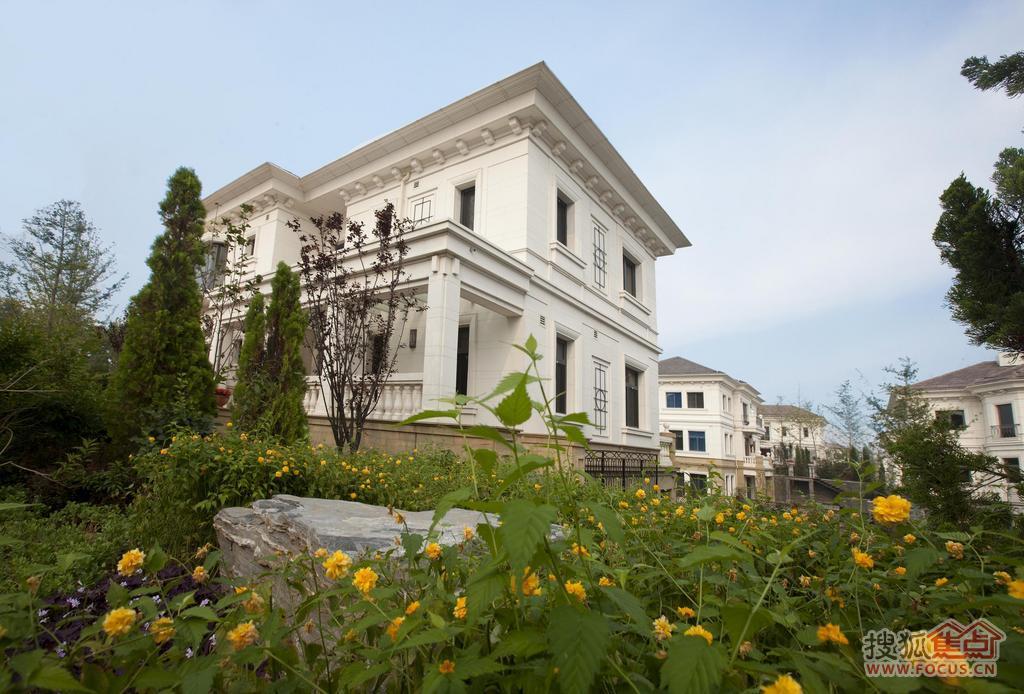 法式别墅图片