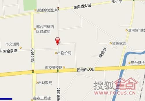 奥运进行时 邢台市区在售10大品牌楼盘推荐 高清图片