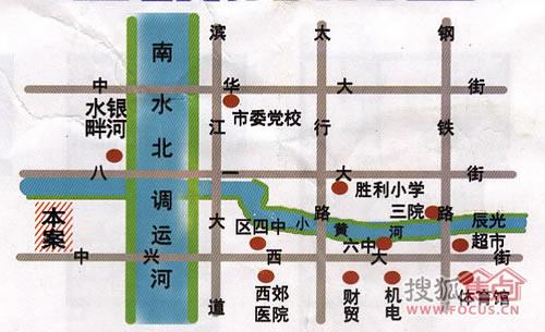 抄底银十 邢台市区10大刚需楼盘挑挑看 高清图片