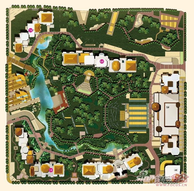 公园局部平面图_北京朝阳公园局部平面图_平面设计图