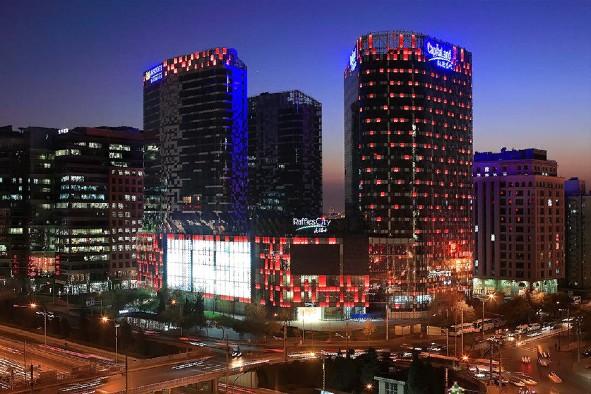 北京来福士购物中心