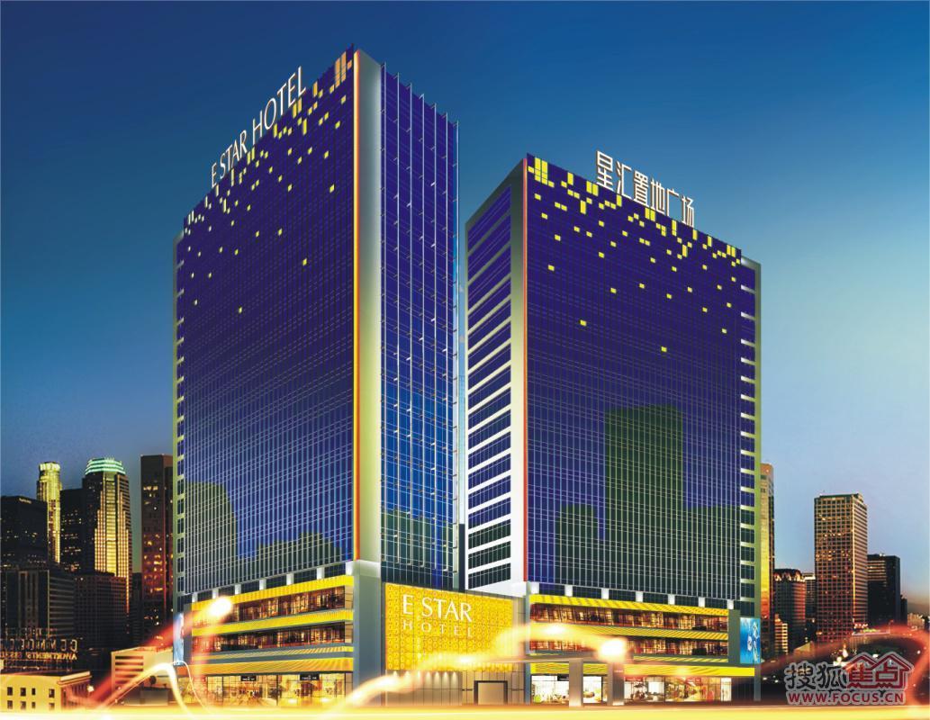 东莞常平汇华桑拿红牌-汇置地广场位于常平镇常平大道旁,项目的总建筑面积为8.74㎡,项目图片