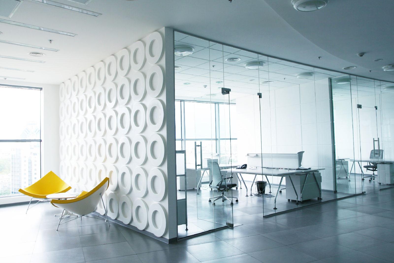 小办公室设计图片