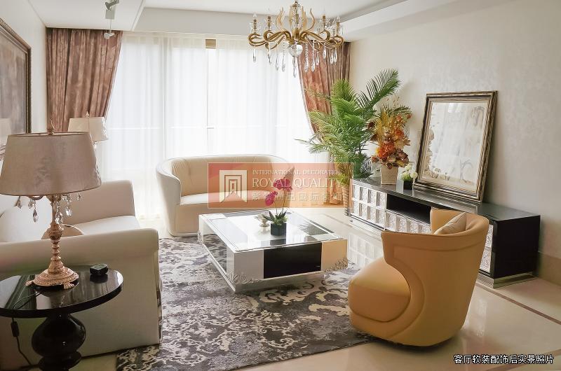 精装房软装配饰设计——让我的家居大变化图片