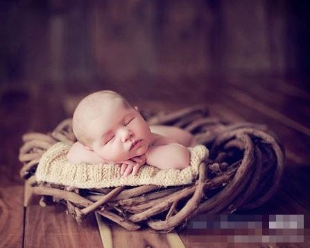 小宝宝可爱睡姿趣图集合