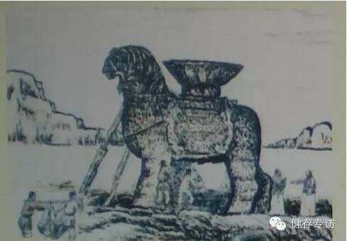 沧州铁狮子,还是世界上最大的一盏灯?