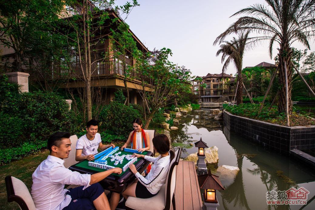 青城酒店 品味东南亚风光