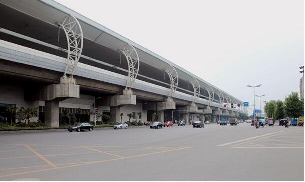 盛源·学府名城周边犀浦地铁站照片