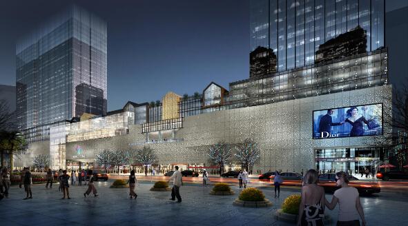 超级商业中心 天府星汇广场